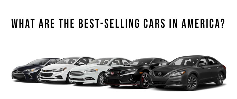 What are the Best-Selling Cars in America - Reliable Auto
