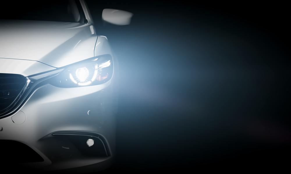 Bmw Luxury Car In Dark Garage Reliable Auto S